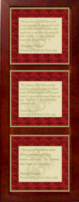 Famous Marine Corps Quotes Tiles Marine Corps Quotes