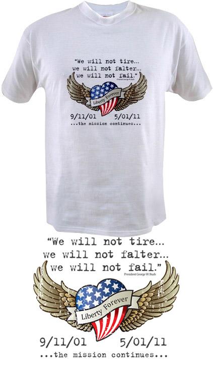 5-01-11 Victory T-Shirt
