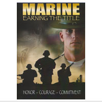DVD: Marine, Earning the Title