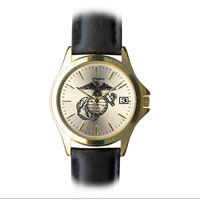 Watch (Women's), EGA with Leather Band