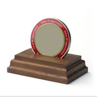 Accessory, Coin Stand (Wood)